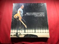 W2-46 BRUCE SPRINGSTEEN & THE E STREET BAND Live 195-85 ... 5 LP BOX SET ...1986