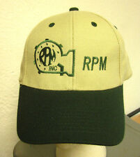 RPM baseball hat OHIO embroidery logo chemicals Medina industrial product cap