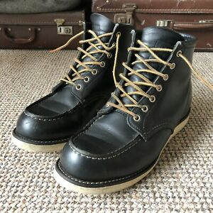 RED WING 8130 Moc Toe Mens Boots