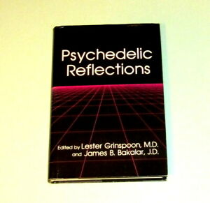 PSYCHEDELIC REFLECTION LSD PEYOTE  Shulgin Timothy Leary Albert Hofmann Cannabis