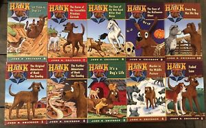 Hank the Cowdog Books by John Erickson – Set 1 thru 10