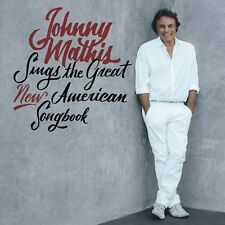 JOHNNY MATHIS SINGS THE GREAT AMERICAN SONGBOOK CD (Released 6/10/2017)