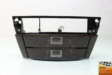2005 7 SERIES E65 760i CLIMATE CONTROL BEZEL WITH COMPARTIMENTS  STORAGE OEM