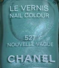chanel nail polish 527 nouvelle vague rare limited edition