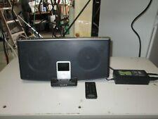 Sony RDP-X200iP Bluetooth Wireless Speaker with iPad/iPod/iPhone Dock