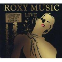 Roxy Music - Live 2CD NEU OVP
