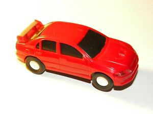 1:43 Scale Slot Car / Rally Car Running Chassis / Working Headlights!
