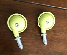 Safety 1st Ready Set Walk Walker Front Casters Replacement Part Yellow