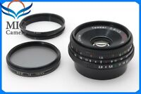 【Excellent+++】Contax Carl Zeiss Tessar T* 45mm F2.8 Lens from Japan 220