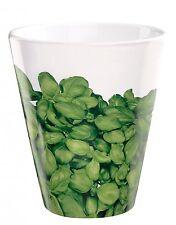 ASA Trattoria Kitchen Ceramic Herb Pot Garden Planter Basil Made in Germany-New