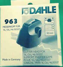 Dahle Deckle Cutting Head For 507 or 507K - DA963