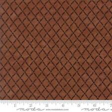 Moda COUNTRY ROAD Terra Cotta 6666 16 Fabric By The Yard By Holly Taylor
