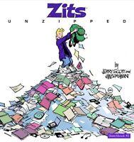 Zits Unzipped: Sketchbook #5 by Jerry Scott, Jim Borgman