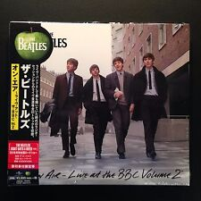 The Beatles: Live At The BBC Vol. 2 (2 CD's, 2016, Very Limited Pressing, Japan)