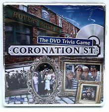 Coronation Street DVD Trivia Game Tin Bonus Cards and Collectable Tokens - New