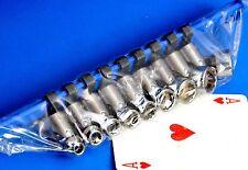 "Matco 1/4"" drive 9 piece Metric Universal Shallow 12-Point Socket wrench set NEW"