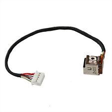 DC Power Jack Socket Cable for HP Envy 17-1181NR 17-1190CA 17-1010NR 17-1011NR