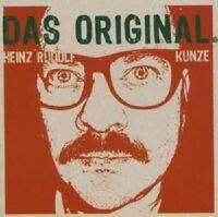 "HEINZ RUDOLF KUNZE ""DAS ORGINAL"" CD NEU"