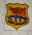 Vietnam Theater Made US Navy River Division 55 Brown Water Patch #74