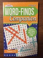 Kappa Pocket Puzzle Crosswords Book-Volume 66 and Volume 67