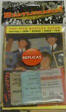 Beatlemania - Memorabilia - The Beatles - Booklet - Cards - Fan Club - Concerts