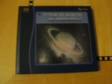 Esoteric SACD - Holst: The Planets (Boult) - Japan Super Audio CD