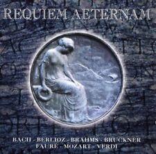 Requiem Aeternam Bach, Berlioz, Brahms, Bruckner, Fauré, Mozart, Verdi.... [CD]