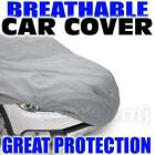 NEW QUALITY BREATHABLE CAR COVER TO FIT Maserati Spyder UNIVERSAL FIT