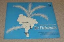Johann Strauss Die Fledermaus Vinyl LP - VVG