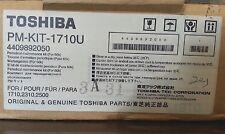 Genuine NEW Toshiba PM-KIT-1710U (4409892050) SAME DAY SHIPPING