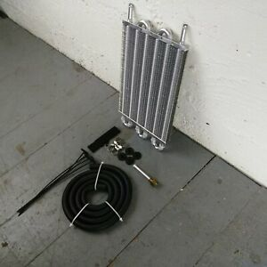 "1932-64 Studebaker 6-Row 13"" Transmission Trans Oil Cooler regal daytona 304 289"