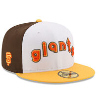 San Francisco Giants New Era Cap MLB Home Run Derby On Field 59Fifty Hat