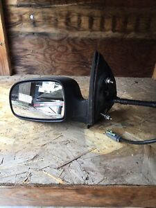 1996 FORD WINDSTAR DRIVER SIDE MIRROR- BLACK