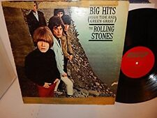 Rolling Stones Big Hits High Tide Green Grass RED Label 1966 1P London Boxed LP
