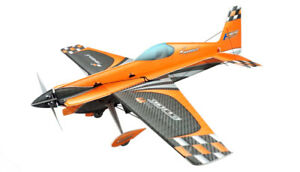 RC Flugzeug Shockflyer Edge 540V3 3mm Combo Kit orange