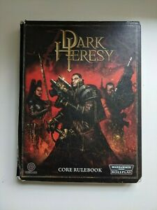 Warhammer 40,000 - Dark Heresy RPG - Core Rulebook - Black Industries