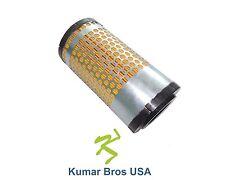 New Kubota Air Filter 6C060-99410, K7311-82390, 6A100-82630, GA100-82630