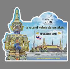 Guinea 2018  The Grand palace of Bangkok temple  S201811