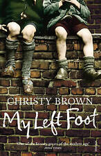 My Left Foot, Brown, Christy Paperback Book