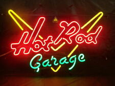 "New Car Hot Rod Garage Beer Bar Neon Light Sign 24""x20"""