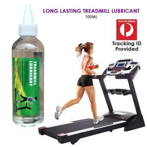 100ml Treadmill Belt 100% Premium Silicone Oil Special Lubricant Lubricate