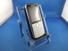 Nokia c5 blanco 3,2 original estado celular culto phone teléfono defectuoso como sustituto