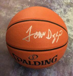 GFA Michigan State Spartans * TOM IZZO * Head Coach Signed Basketball T3 COA