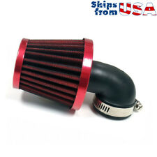 35mm Air Filter 50cc 2 Stroke 90 degree angle Scooter Motorcycle ATV Pocket Bike