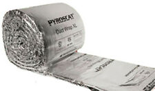 "HoodMart Pyroscat Duct Wrap Xl, 24"" X 25' Roll - Qty 4 Boxes"