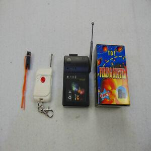 T01 Fireworks Firing System Radio Fire Electronic Wire Igniter Wirelss Switch DJ