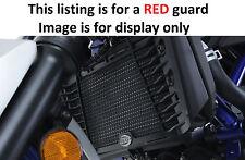 Yamaha MT 25 2017 R&G Racing Red Radiator Guard RAD0205RE