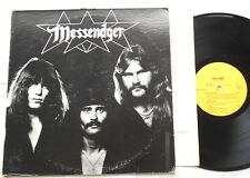 THE MESSENDGER S/T NM- USA ORIG 1982 JAB III HARD ROCK METAL LP w/ Inner sleeve