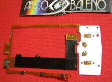 Flat Flex per NOKIA X3 X3-00 SOTTOTASTIERA TASTI LATERALI DISPLAY LCD X300 SLIDE