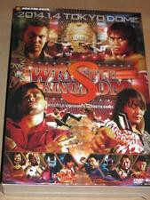 [ DVD + Blu-ray ] New Japan Pro Wrestling WRESTLE KINGDOM 8 in TOKYO DOME 2014